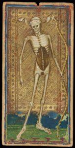 El arcano XIII