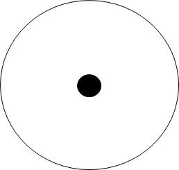 Ideograma sobre la vida y la muerte